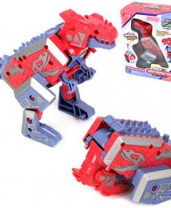 Трансформер робот динозавр