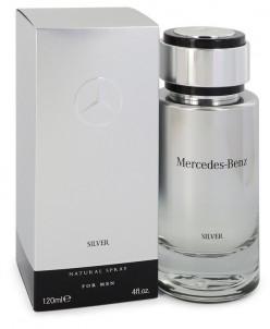 Mercedes Benz Silver Cologne 120мл