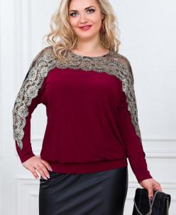 Лавира Блуза Кружево