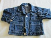 куртка Baby Paris джинсовая на 18мес.