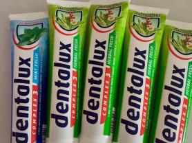 зубная паста Dentalux
