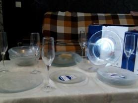набор посуды Люминарк
