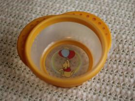 Тарелка NUK Easy Learning Disney глубокая
