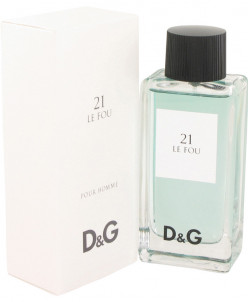 Le Fou 21 Cologne by Dolce & Gabbana