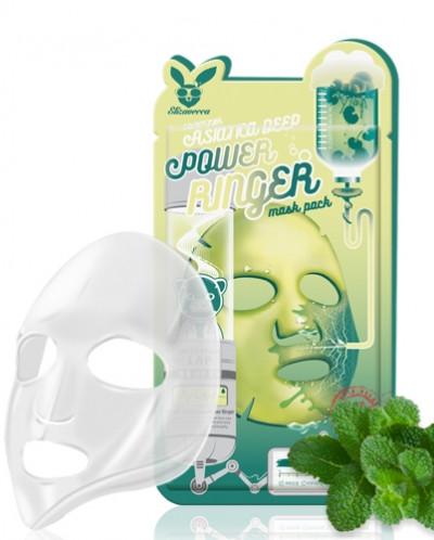 [Elizavecca] Тканевая маска д/лица с Центеллой НОВИНКА