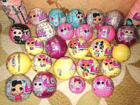 Лол кукла в шаре лол оригинал LOL surprise разные