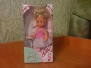Новая куколка Еви (баллерина).