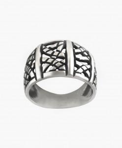 Кольцо из серебра Франческа Юмила