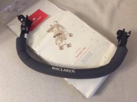 Бампер на коляску Maclaren оригинал
