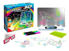 3D-доска для рисования Magic Drawing Board 3D (оби