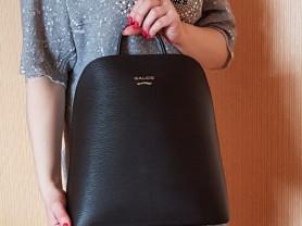 Новый оригинальный кожаный рюкзак Италия