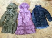 Верхняя одежда зима/холодная осень