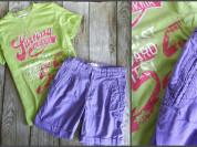 Футболка+шорты 134-140