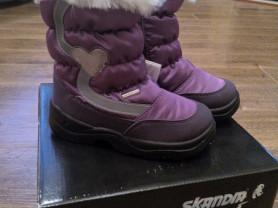 Новые ботинки skandia скандия, 25