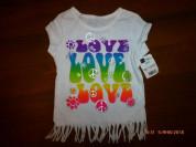 футболка топ Girlyfied на 3 года, новая