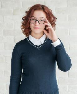 Школьный пуловер_Распродажа