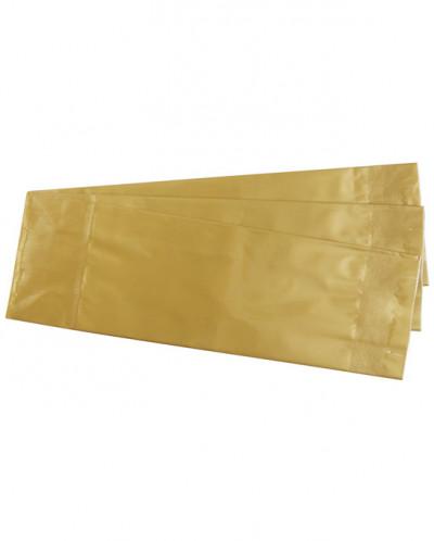 Пакет для чая 50 грамм, золото