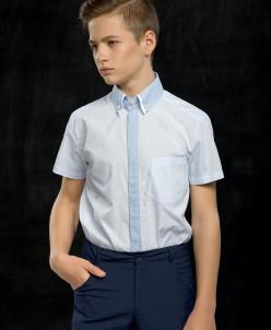 Акция!  BWCT7054 сорочка верхняя для мальчиков