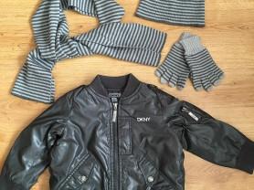 Куртка DKNY р.92 и аксы Prenatal