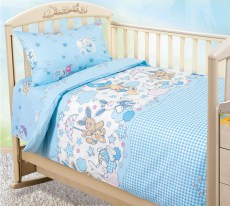 КПБ Бязь стандарт в кроватку «Соня 3