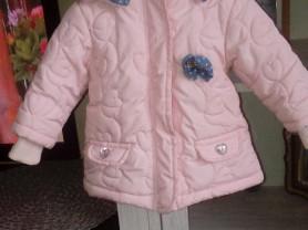 куртка демисезонная 68 см
