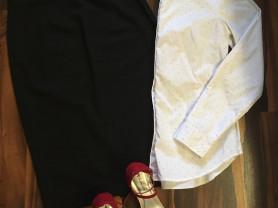 Юбка+рубашка
