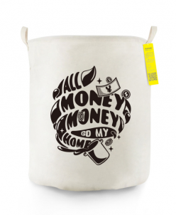 Корзина для белья Money
