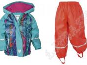 Непромокаемый костюм для девочек Lupilu .