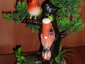 Декор сувенир Поющие птицы