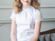 школьная блузка маттиель 140р