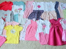 Одежда для девочки H&M Next Mothercare 92-98см