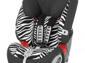 Romer Evolva 1-2-3 Plus smart zebra Новое
