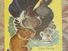 Заходер Русачок Худ. Белышев 1981