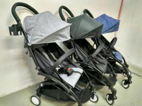 коляски прогулочные babytime (yoya)