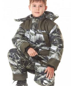 Детский зимний костюм
