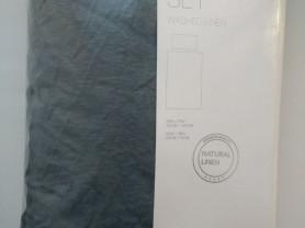 Постельное бельё H&M Home из льна