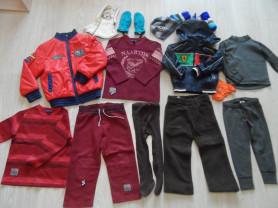 Фирм.куртки,термобелье, ботинки,угги в дар костюмы