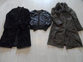 Куртки натур кожа, пальто, натурал. дубленка в дар