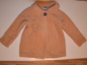 Новое пальто и берет для девочки mothercare 110