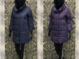 Новая теплая осенняя куртка 42 44 46 48