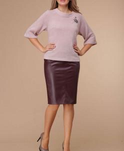 РАСПРОДАЖА 215-4 костюм юбочный