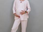 Пижамы для беременных и кормящих мам новые с этике