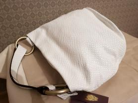 Новая кожаная стильная сумка Италия