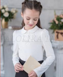 Ф*елина блузка трикотажная младшая школа