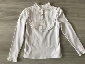 школьная блузка Маленькая леди