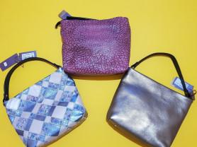 Новые кожаные оригинальные сумки Италия