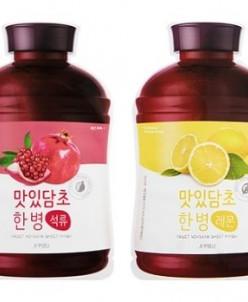 Фруктовая тканевая маска [A'PIEU] Fruit Vinegar Sheet Mask (