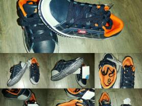 Кроссовки - ботинки новые р. 34 (21,5), переросли.
