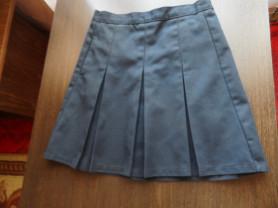 Школьная юбка на рост 128