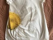Платье -туника monnalisa 4 y